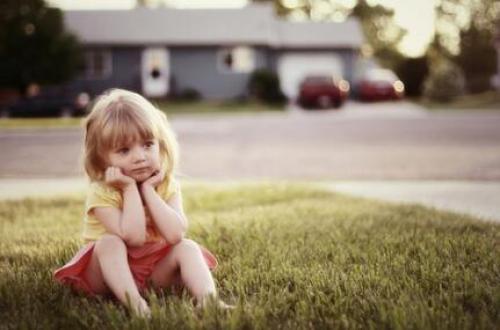 """宝宝成长录浅谈父母应该学会和孩子说""""拜拜"""""""