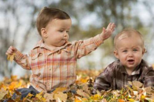二至五岁的宝宝我是个什么样的行为,如何去了解?
