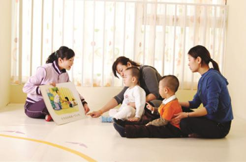 学龄前多见的宝宝反常比较常见的做法