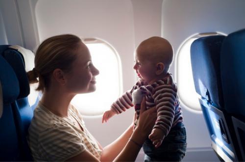 宝宝做飞机应该注意哪些方面