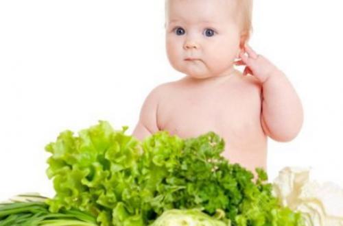 """宝宝成长中合适幼儿进食的""""青菜""""菜谱"""